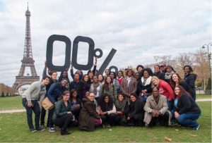 The HBCU Climate Consortium Delegation at COP21